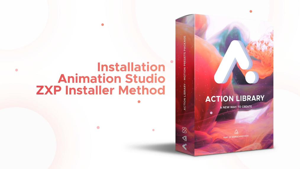AE脚本:1000多种不同的图层物体运动出入动画预设